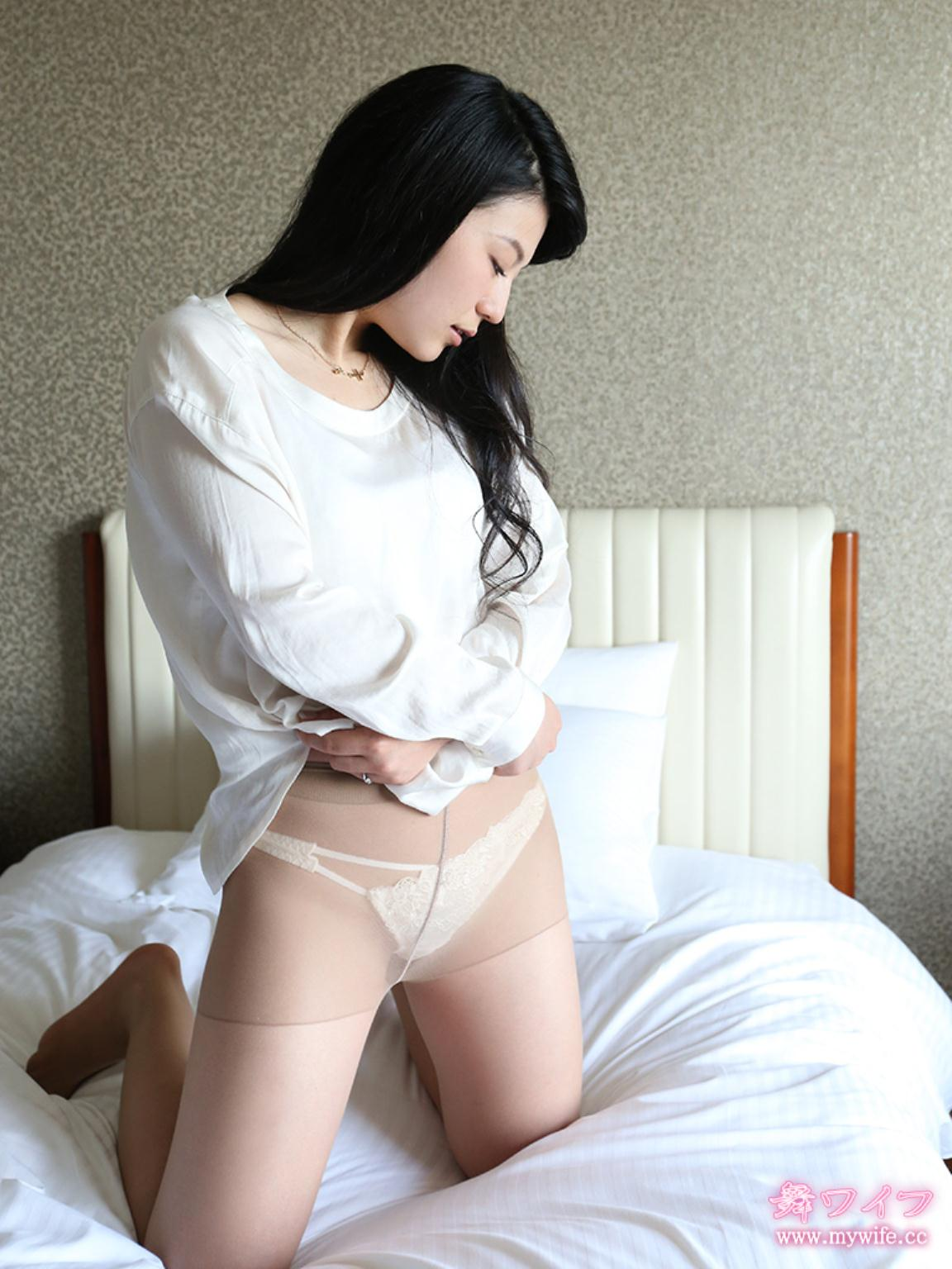 Mywife-00737 中村 唯花 YUIKA_NAKAMURA 再會篇 无圣光写真套图